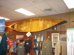 Cheemaun on display